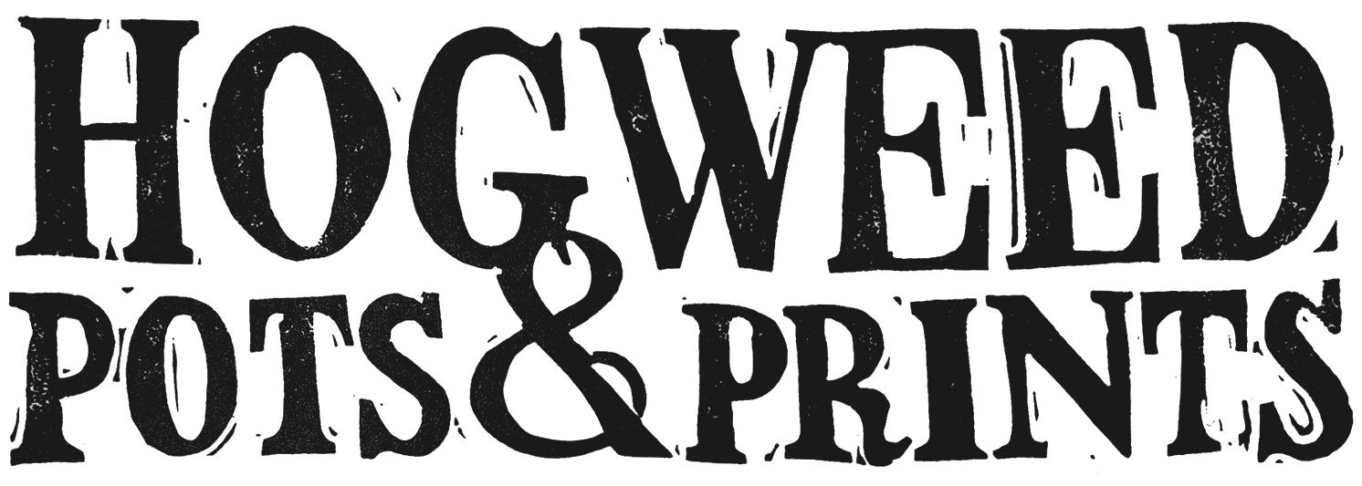 Hogweed Pots & Prints